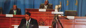 Les lois poliques en RDC