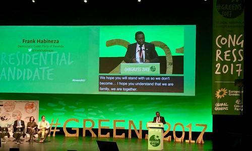 Congrès des Verts Mondiaux (Global Greens)