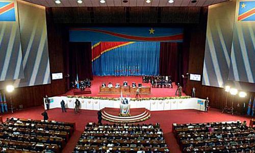 L'AECO au Parlement