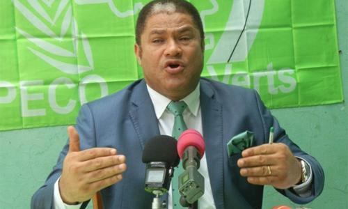 Congrès des Verts d'Afrique Centrale (FEVAC)