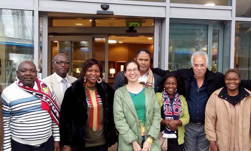Congrès des Verts Africains (African Greens)